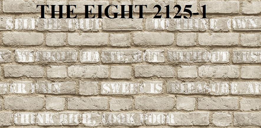 Giấy dán tường Hàn Quốc THE EIGHT